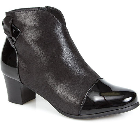 Wider Fitting Ankle Boot - WLIG26000 / 310 506