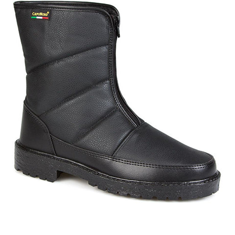 Fleece Lined Weather Boots - CAPON26003 / 311 389