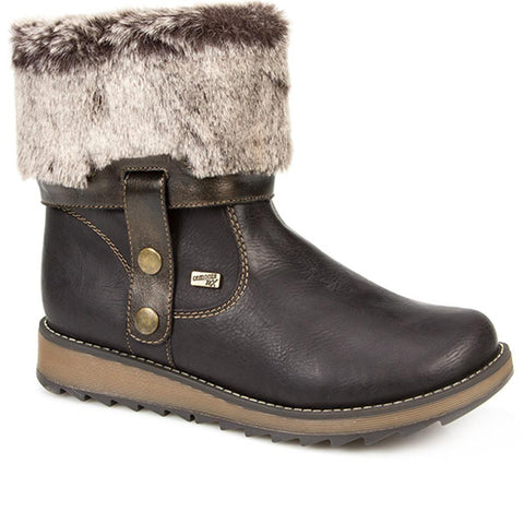 Faux Fur Boot - DRS26507 / 310 934