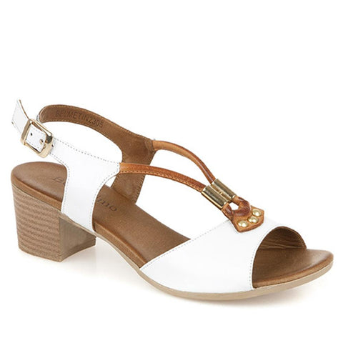 Leather Slingback Sandal - BELMETIN2305 / 307 897