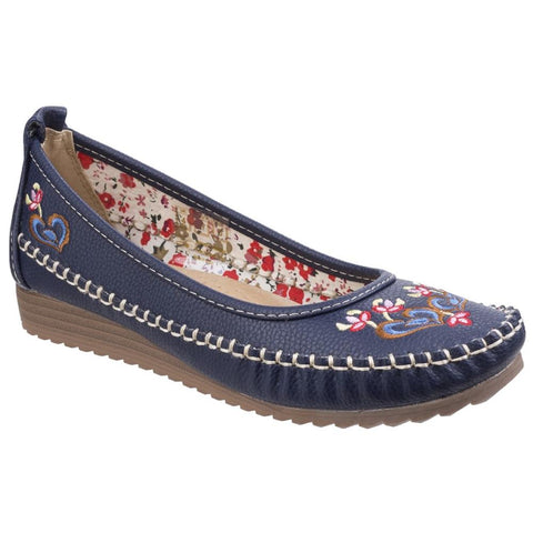 Women's Algarve Moccasin - ALGARVE / 26303