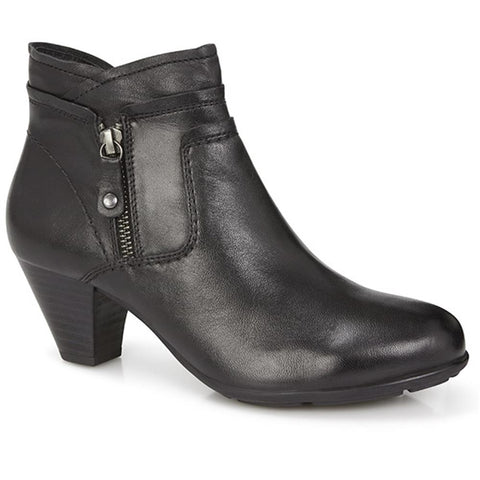 Leather Ankle Boot - RNB28005 / 312 774