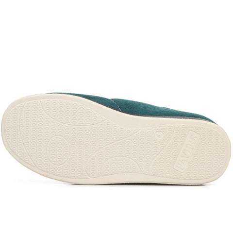 Touch Fasten Full Slipper with Permalose Sole - QING23000 / 308 163