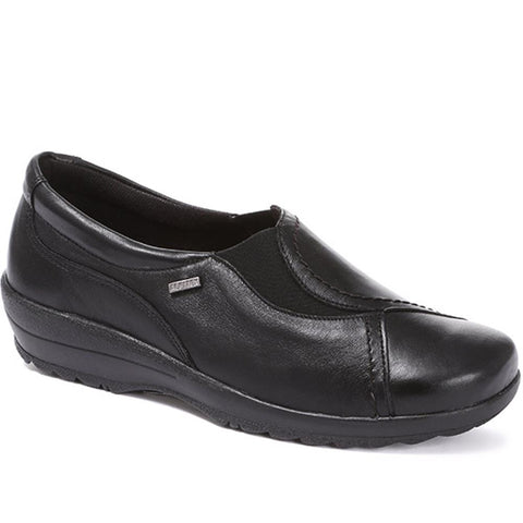 Weatherproof Leather Slip-On - ALPIN28000 / 313 928