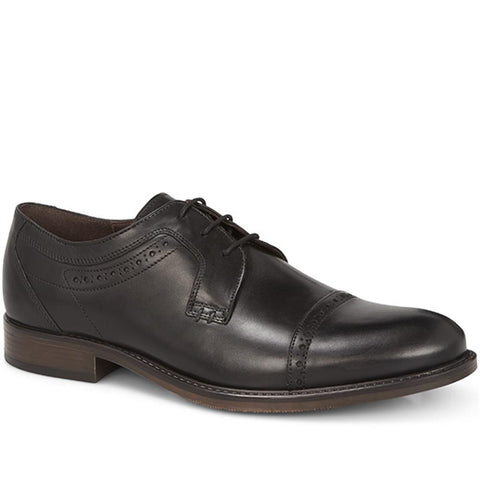 Leather Derby Shoe - ITAR28006 / 312 906