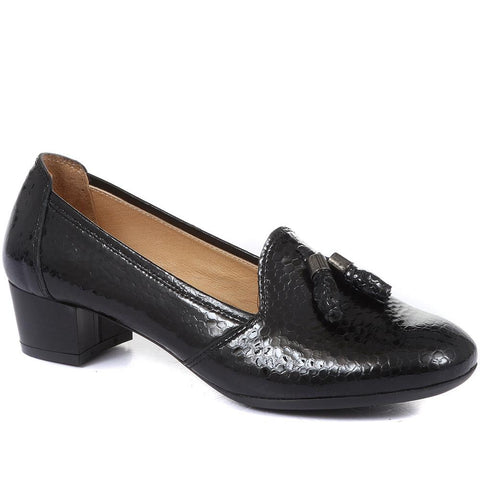 Patent Leather Court Shoe - MFA28000 / 313 347 Patent Leather Court Shoe