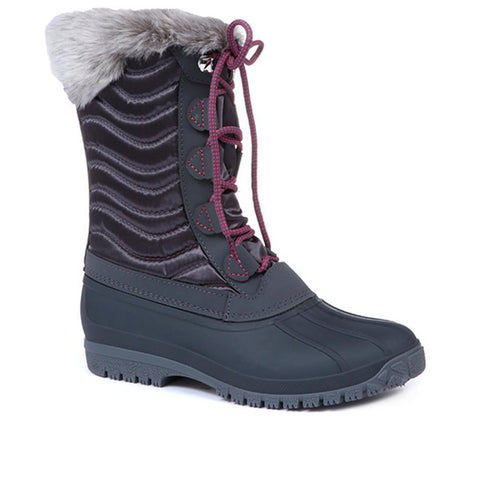 Lace-Up Snow Boot - SPIR28003 / 313 780