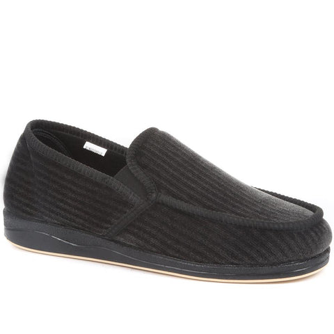 Corduroy Full Slipper - QINGD28010 / 313 475