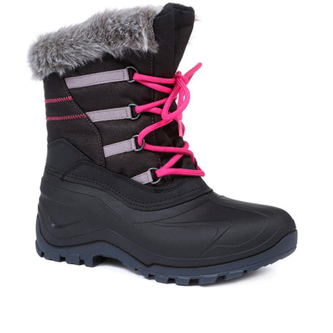 Lace-Up Snow Boot - SPIR28004 / 313 925