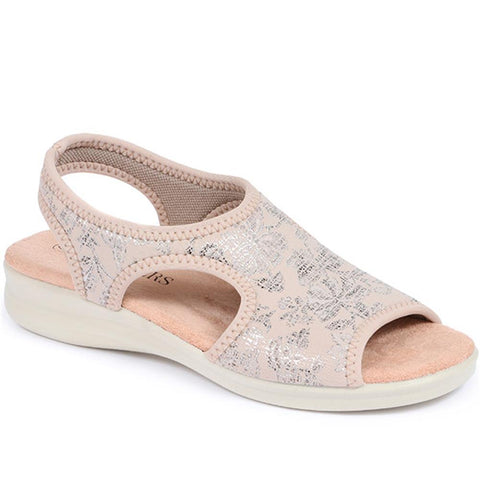 aa2b57a24f8a Women s Flat Sandals from Pavers Shoes – Your Perfect Style