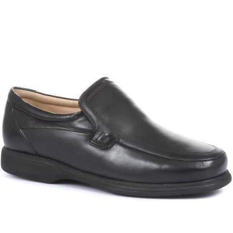 Lightweight Leather Loafers - MOHPV30011 / 315 991