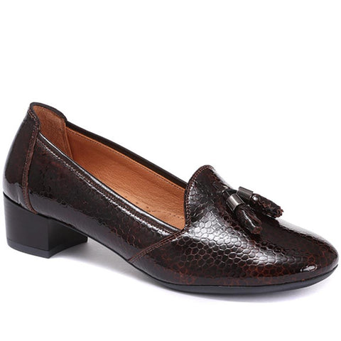 Patent Leather Loafer - MFA28000 / 313 347