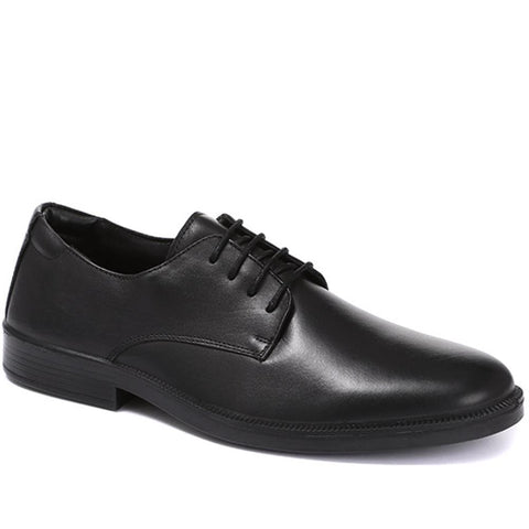Leather Derby Shoe - TEJ29013 / 315 429