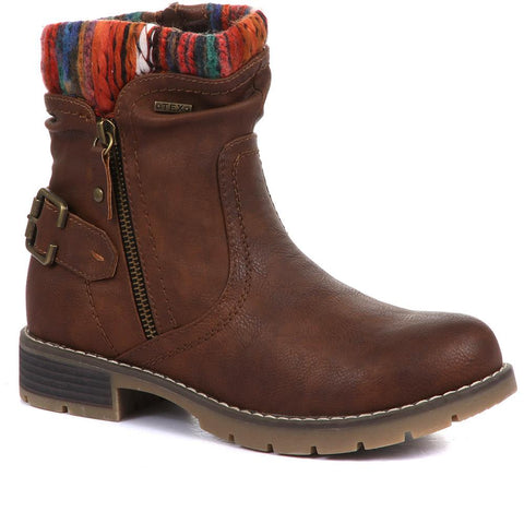 Water Resistant Ankle Boot - WBINS30013 / 316 197