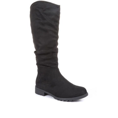 Knee High Slouch Boot - WBINS30041 / 316 466