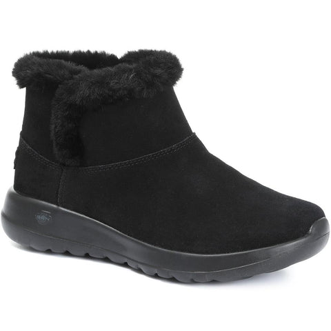 Joy Bundle Up Leather Ankle Boot - SKE30025 / 315 955