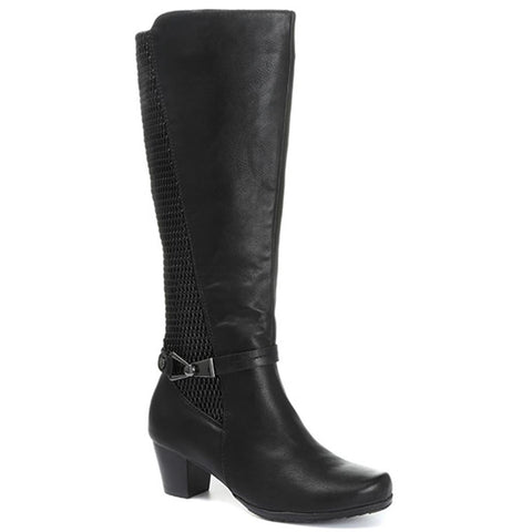 Stretch Fit Knee High Boot - WOIL30039 / 316 485