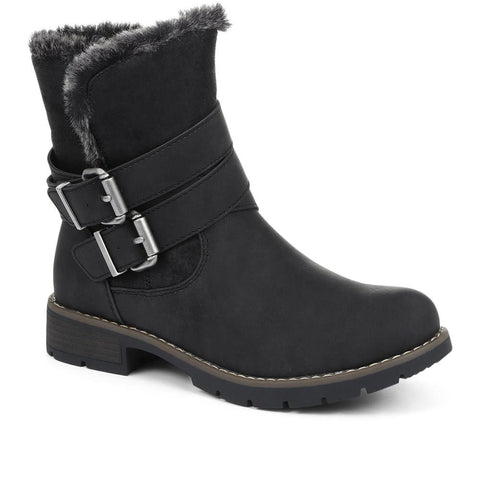 Casual Ankle Boot - WBINS30030 / 316 970
