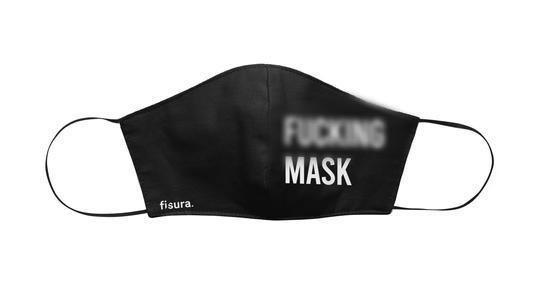 F***** MASK MASCARILLAS FISURA