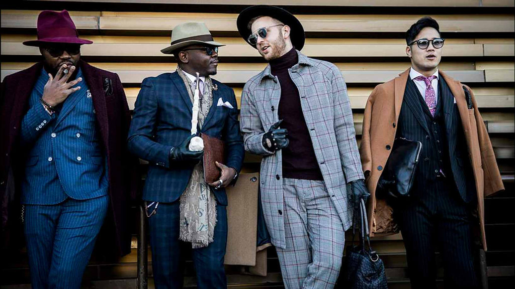 Pitti Uomo: Fashion-Update für Herbst/Winter 2020