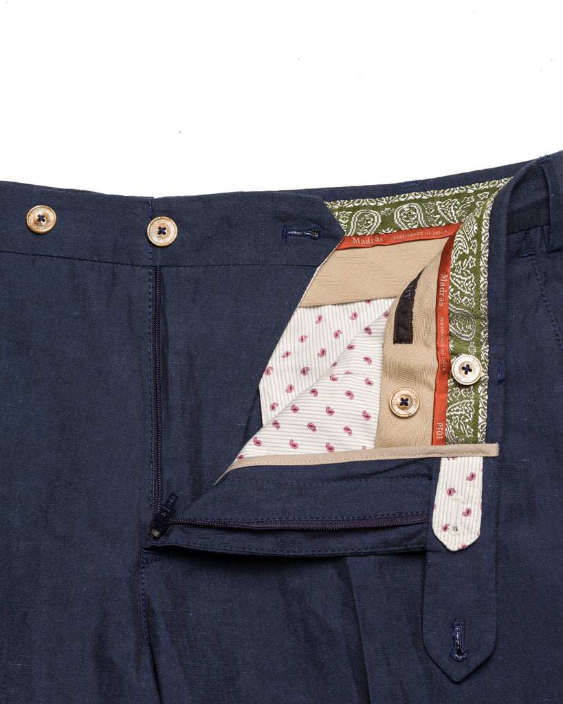 Chino, Madras Slim Fit