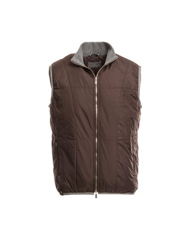 Gilet, Thindown