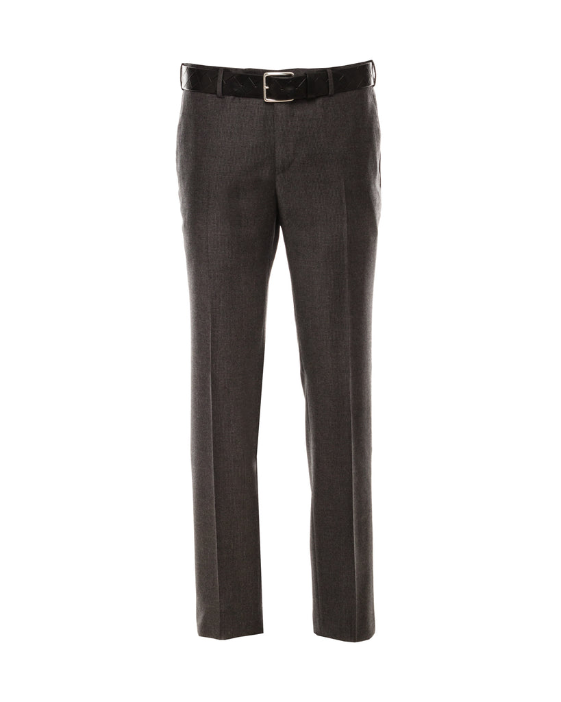 Hose, Wolle Slim Fit