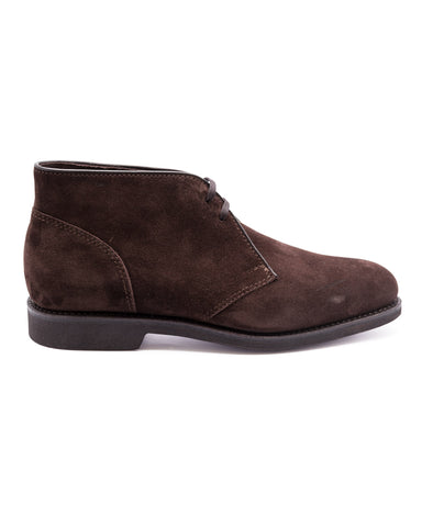 Chukka-Boot, Velour
