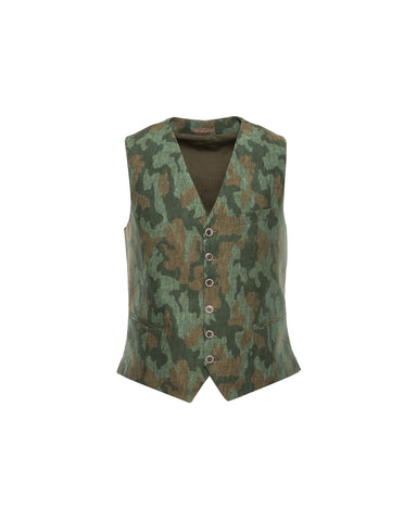 Gilet, Camouflage
