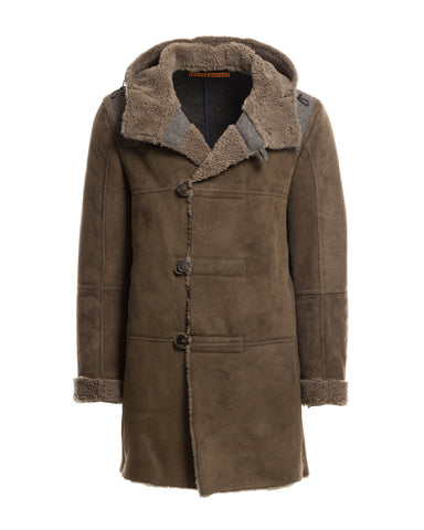 Shearling, Materialmix