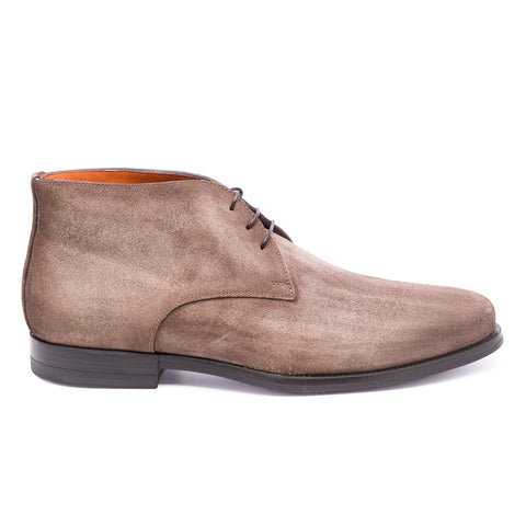 Chukka Boot, Velour