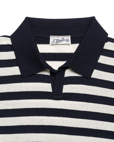 Polo-Shirt, Frottee