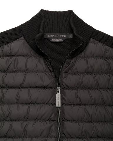 Hybridge Knit Jacket