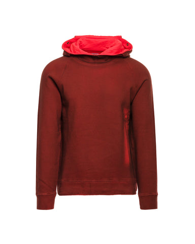 Kapuzensweater, Fleece