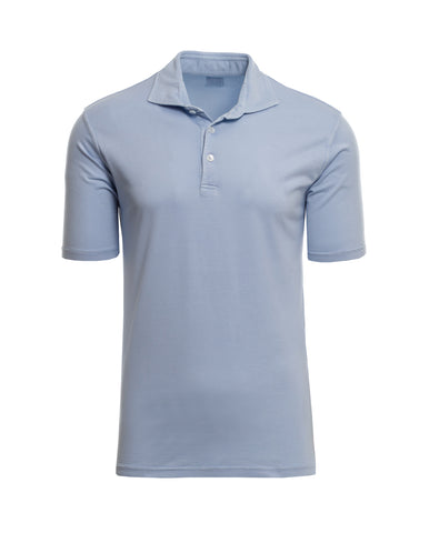 Polo-Shirt, Frosted Cotton