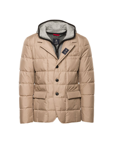 Daunenjacke Two-In-One