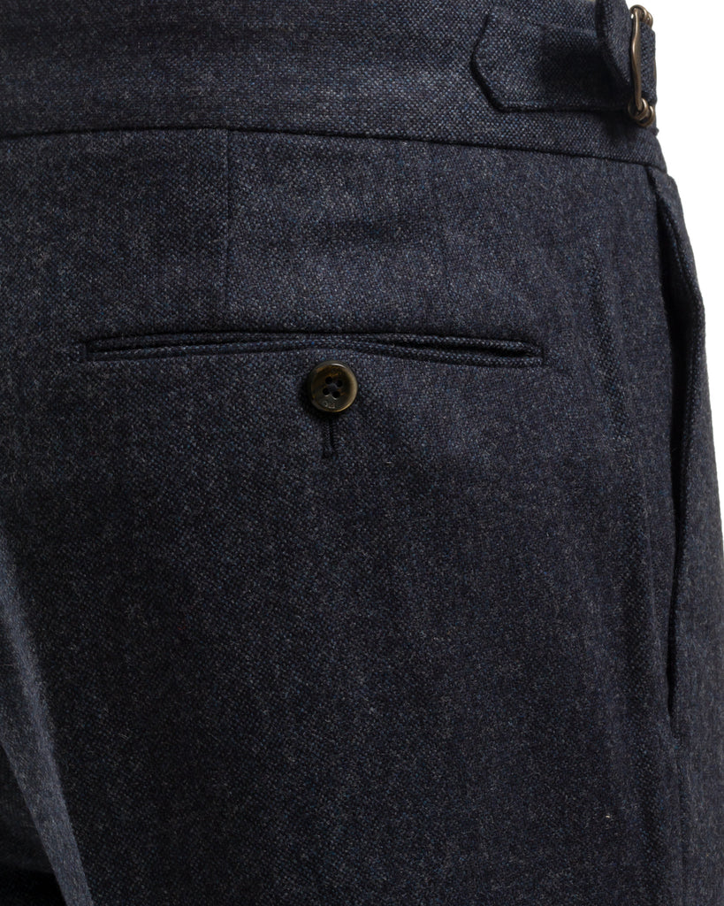 Tweedhose, Slim Fit
