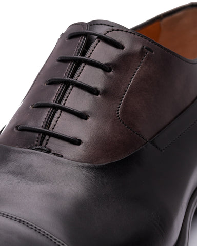 Oxford, Cap Toe