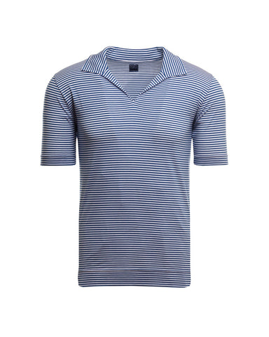 Polo-Shirt, Gestreift