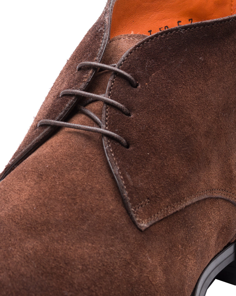 Chukka Boot, Velours