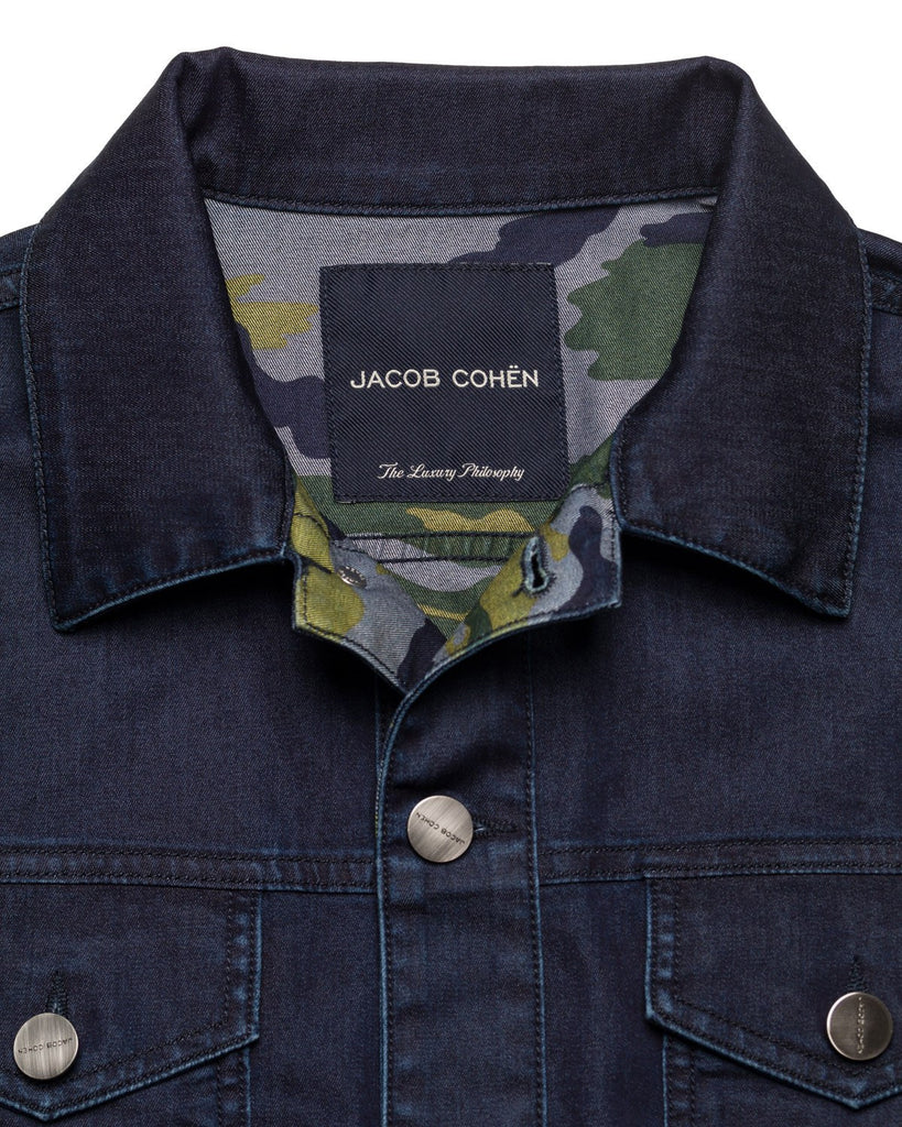 Shirtjacke, Denim