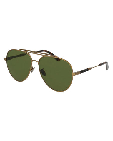Sonnenbrille, Aviator Brown
