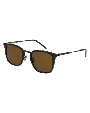Sonnenbrille, Metal Black