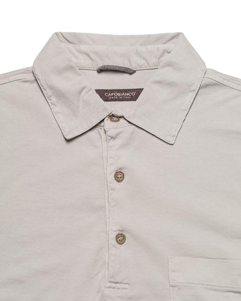 Polo-Shirt, Unifarben