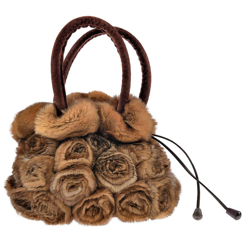 Handmade Fur Bag