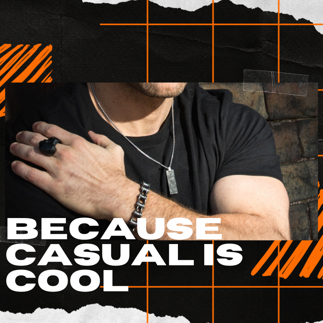 Casual Wear Accessories - Because Casual is Cool
