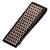 Black & Rose Gold Stainless Steel Car Grille Money Clip Accessories