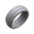 SILICONE RING  9MM Grey SZ10
