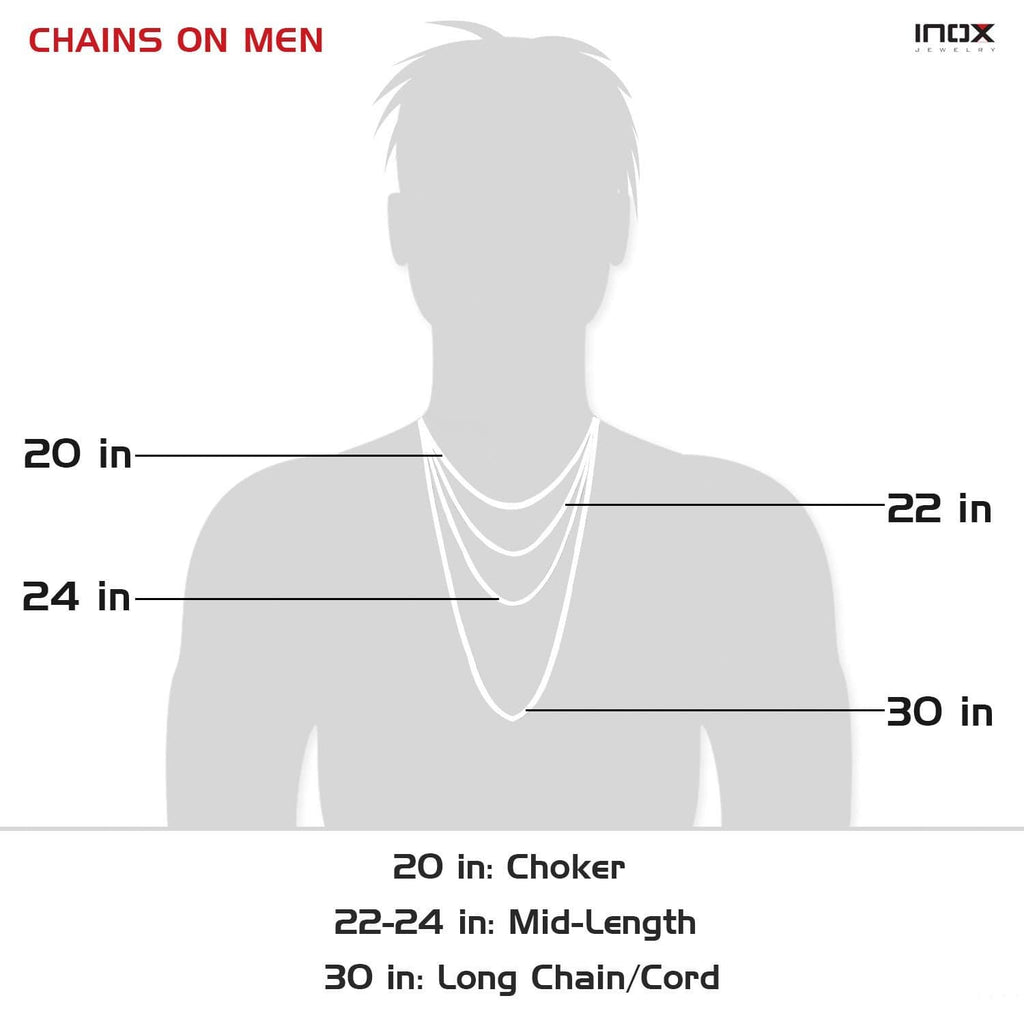 Silver Stainless Steel 3.5 mm Two-Face Diamond Cut Design Chain Chains