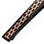 Black & Rose Gold Stainless Steel Car Grille Tie Bar Accessories